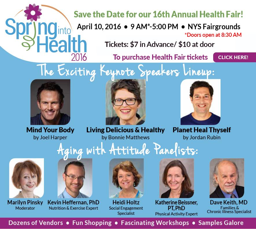 Natur Tyme Health Fair